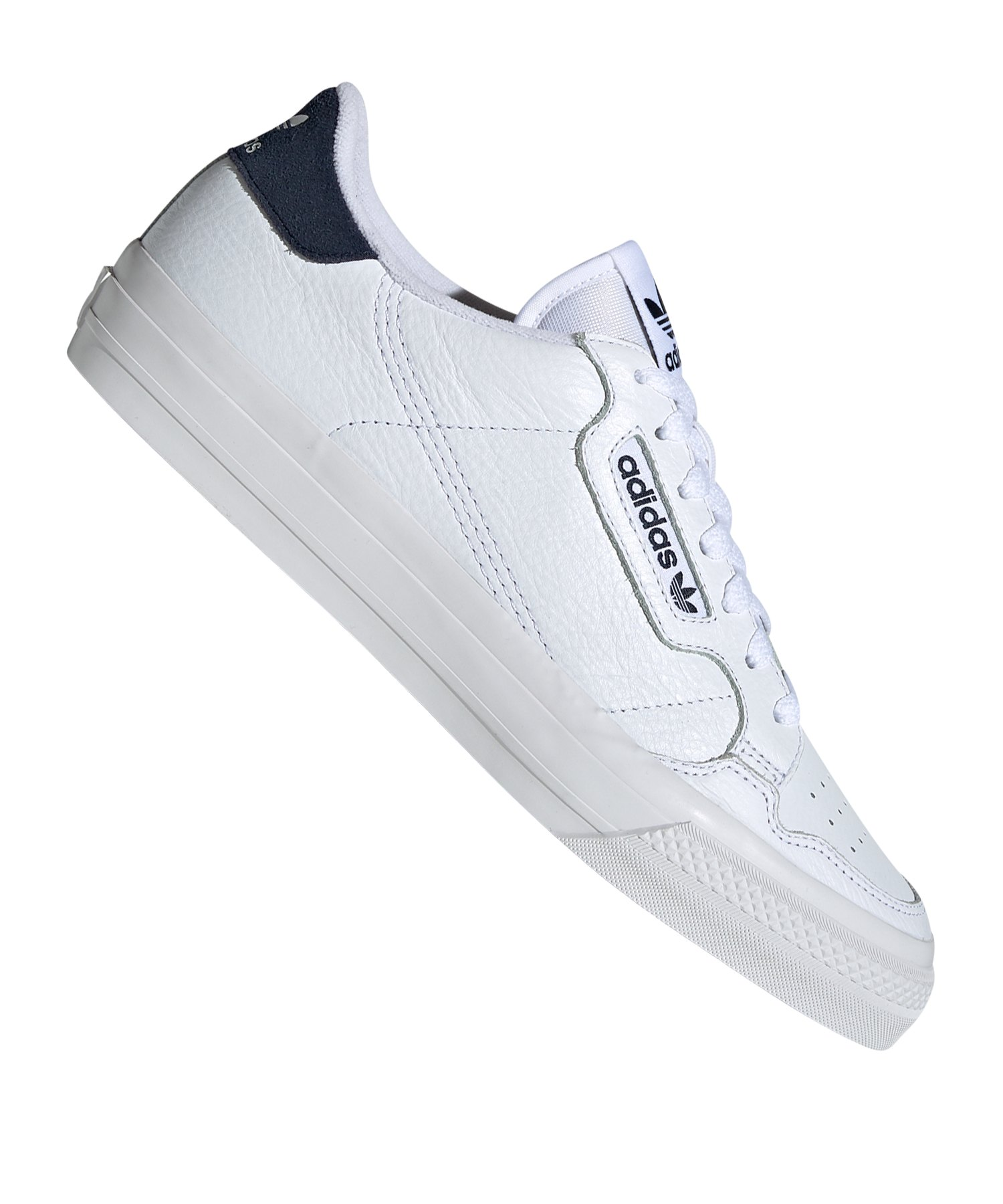 adidas Originals Continental Vulc Sneaker Weiss