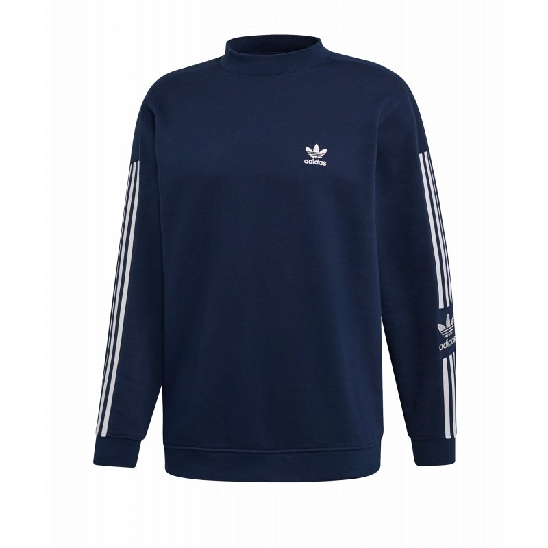adidas pullover training blau
