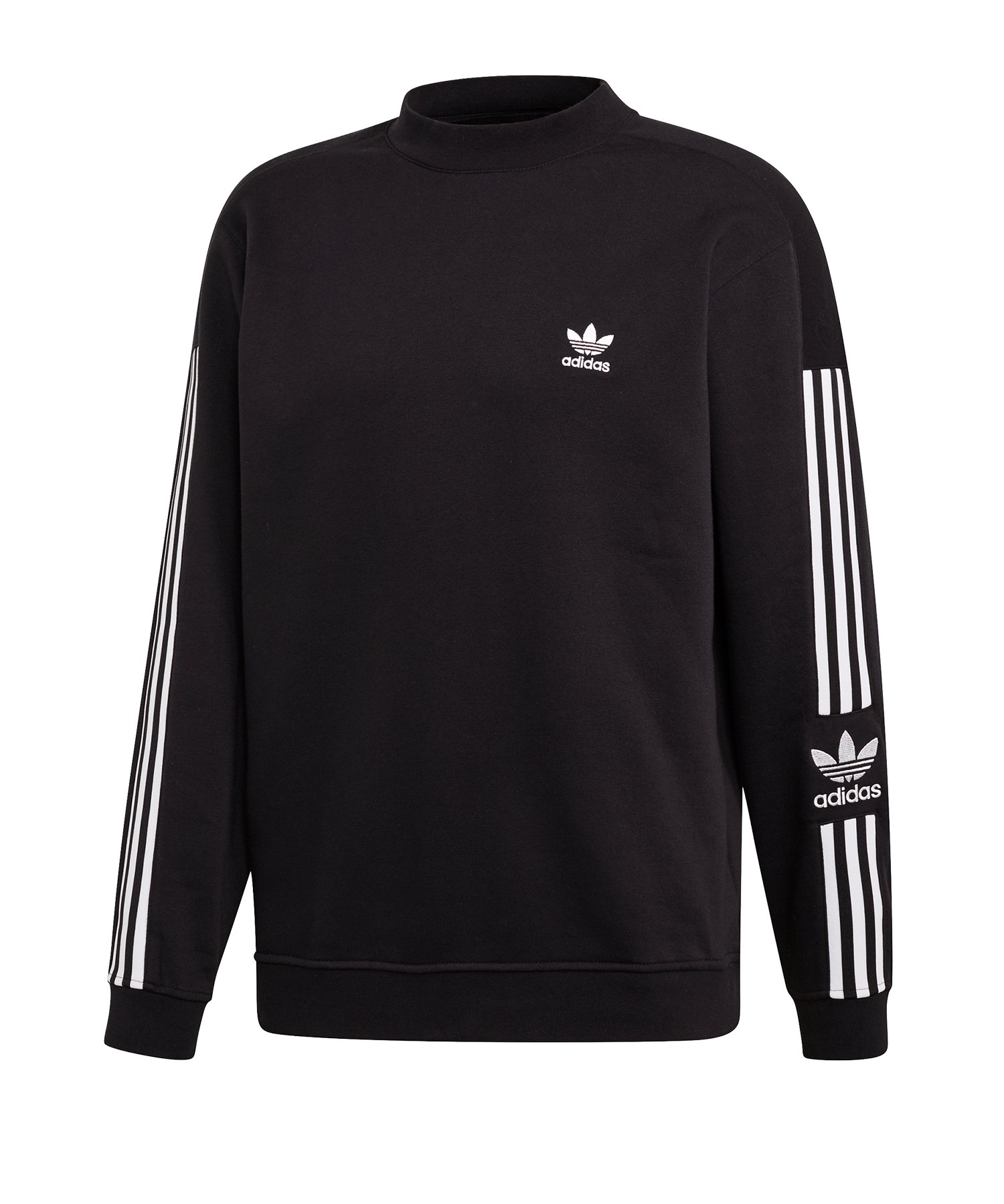 adidas Originals Crew Sweatshirt Schwarz
