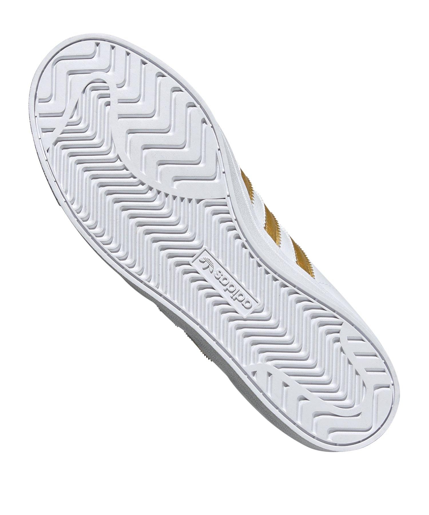 Cs Weiss Sneaker Originals Damen Gold Adidas 08vmNOnw