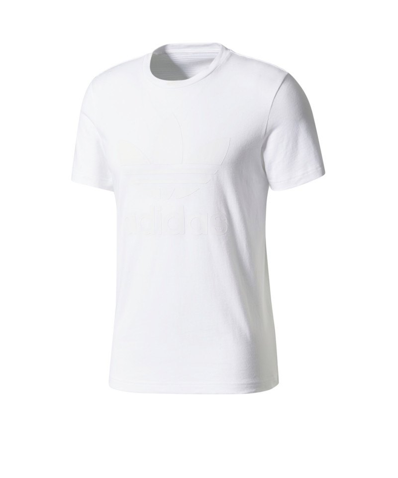 adidas Originals Curated Tee T Shirt Weiss