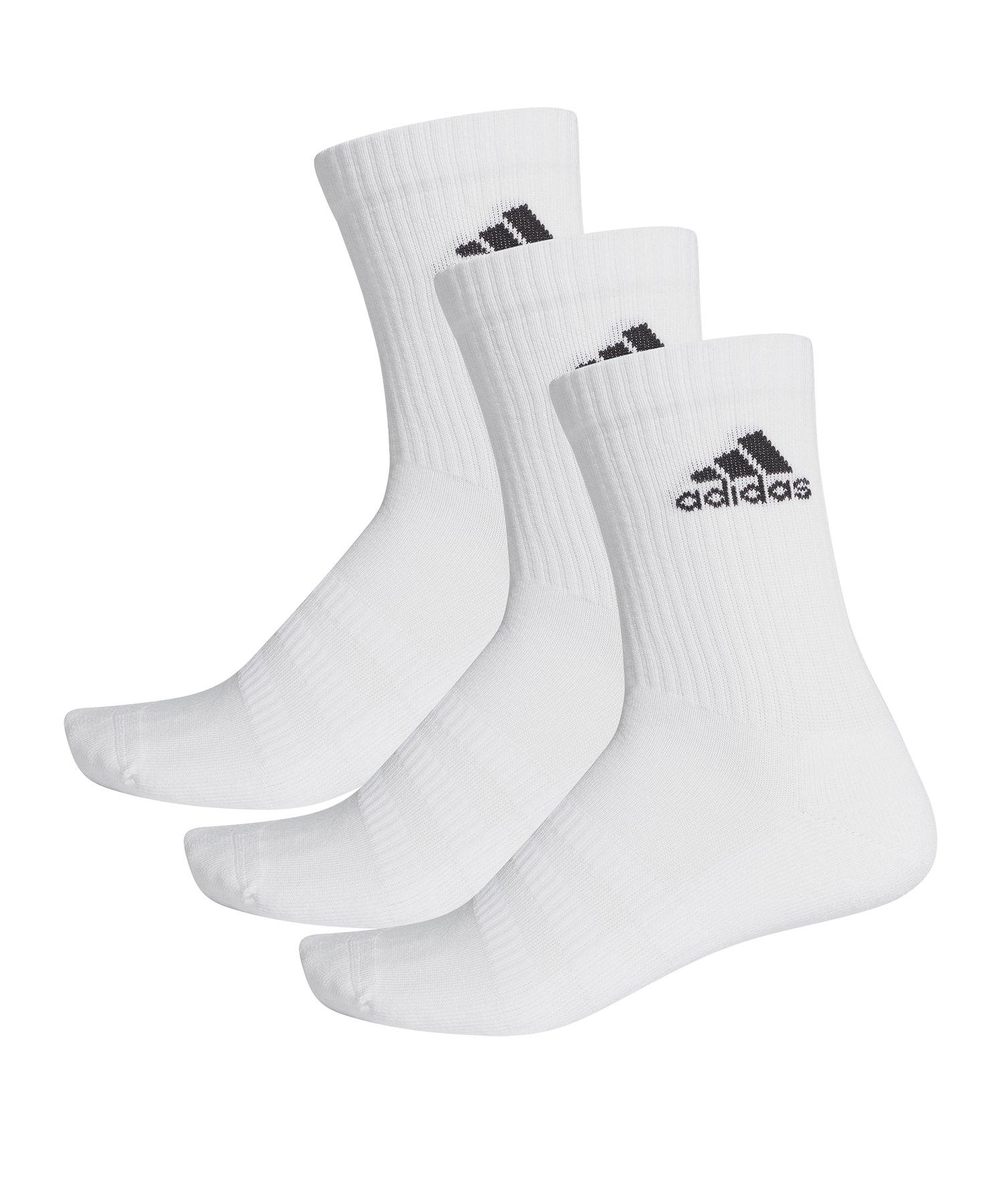 adidas modell milano 16 sock gr 43-45 in weiß