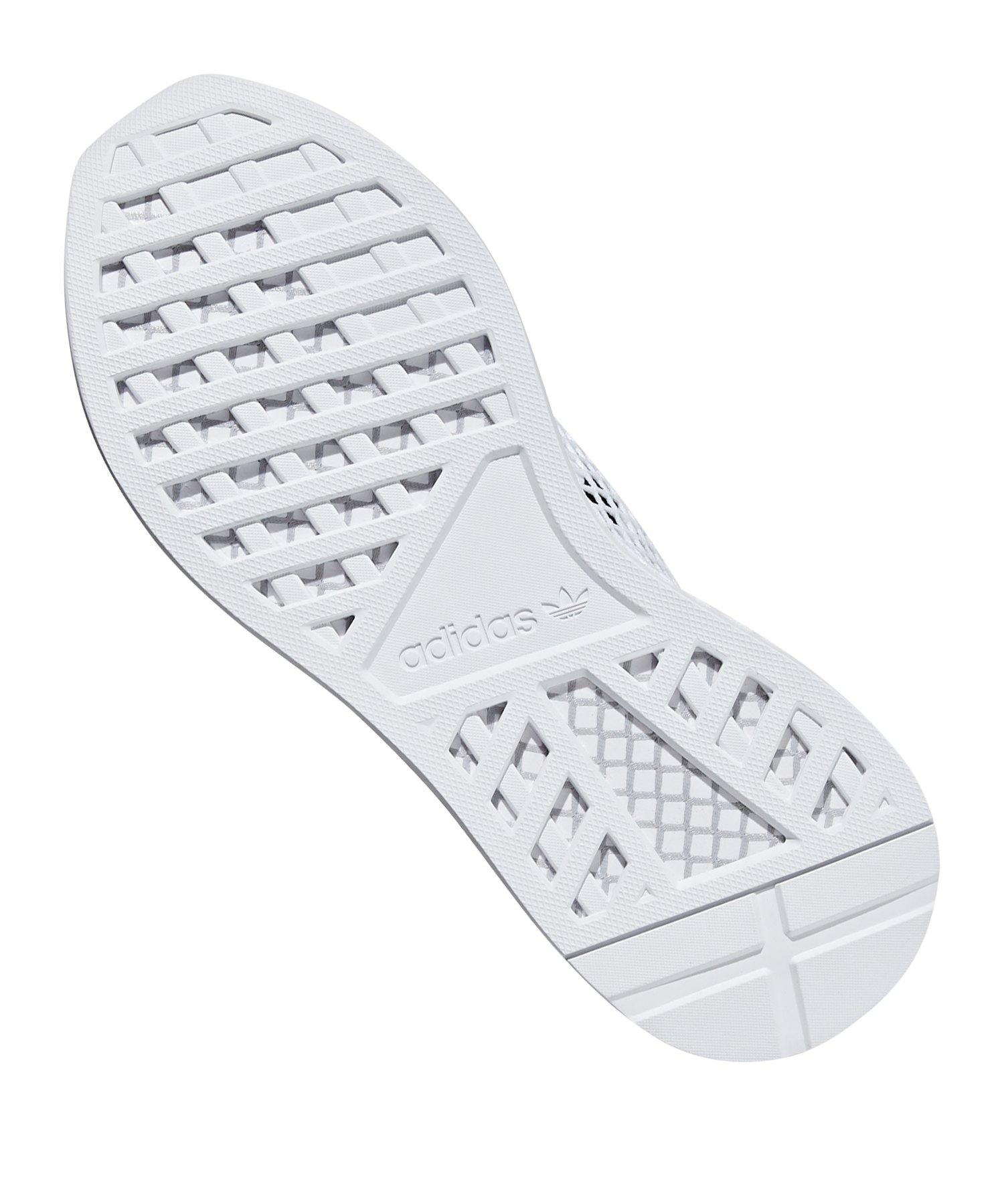 Sneaker Weiss Originals Runner Deerupt Adidas dQxBWrCoe