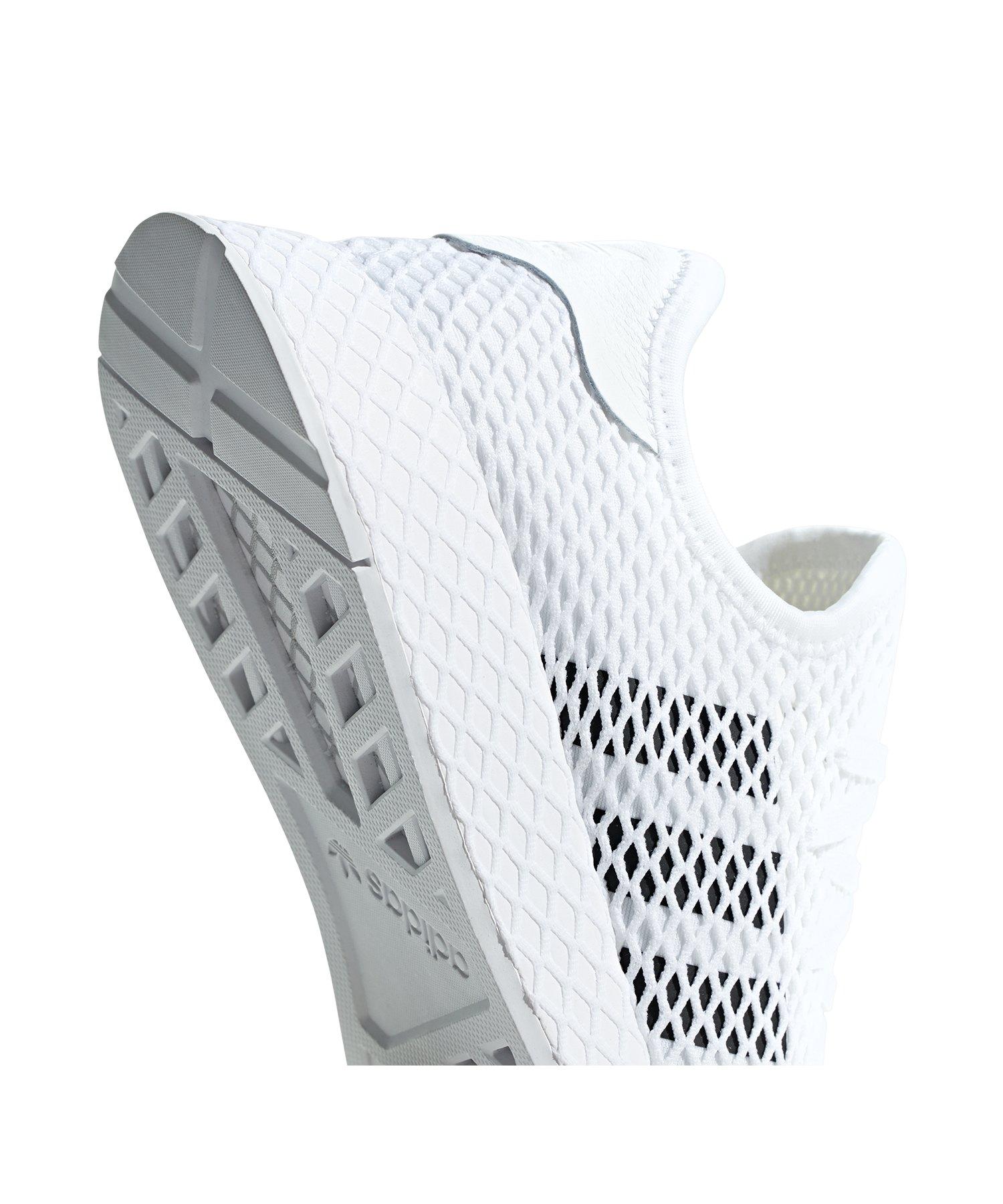 Originals Deerupt Runner Sneaker Adidas Weiss mwO0yNvP8n