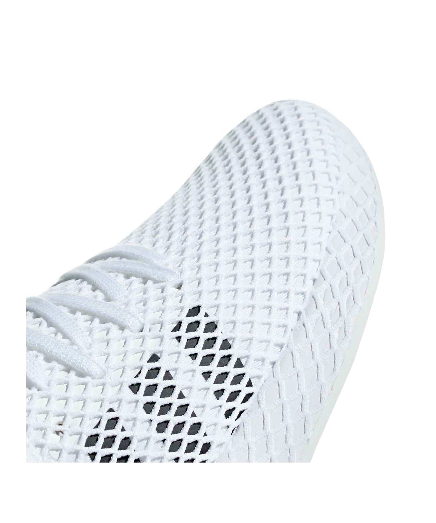 Weiss Originals Adidas Runner Deerupt Sneaker 354ajrl yYb76gfv