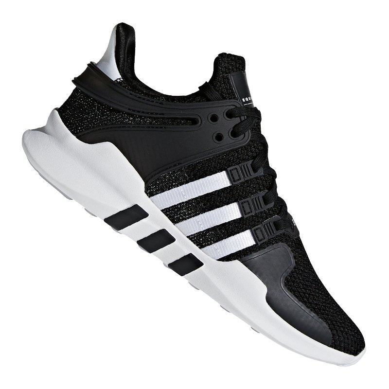 adidas Originals EQT S ADV Sneaker Damen Schwarz