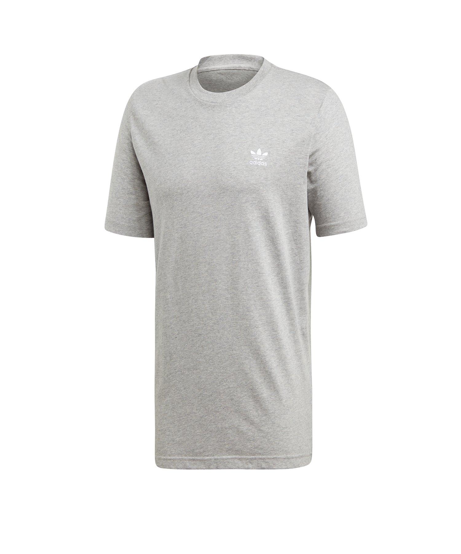 adidas Originals Essential T Shirt Grau