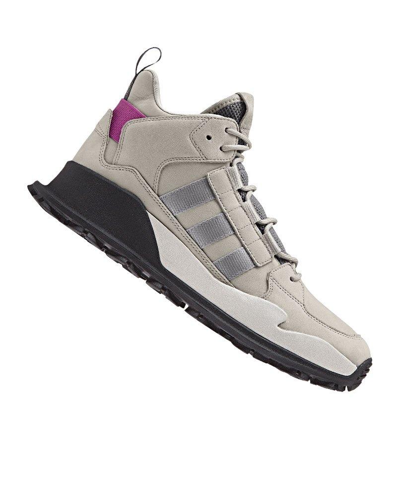 best service 211c0 8a902 adidas Originals F/1.3 LE Sneaker Grau Lila