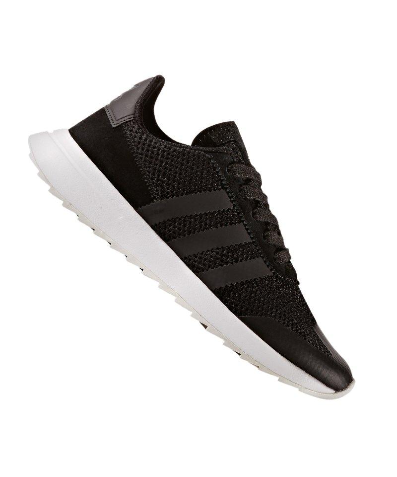 adidas Originals Flashback Sneaker Damen Schwarz