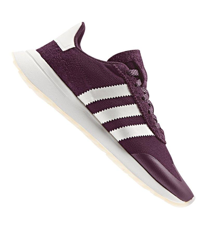 adidas Originals FLB Sneaker Damen Lila Weiss