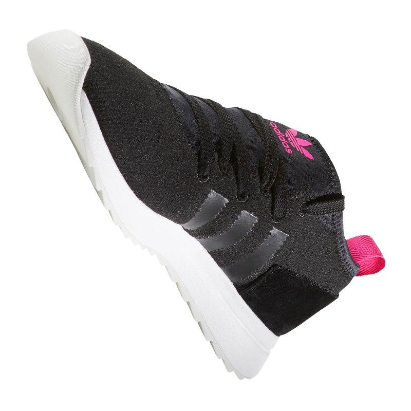 new style c420a 8ad55 Flb Originals Schwarz Sneaker Lifestyle Adidas Damen Weiss 0