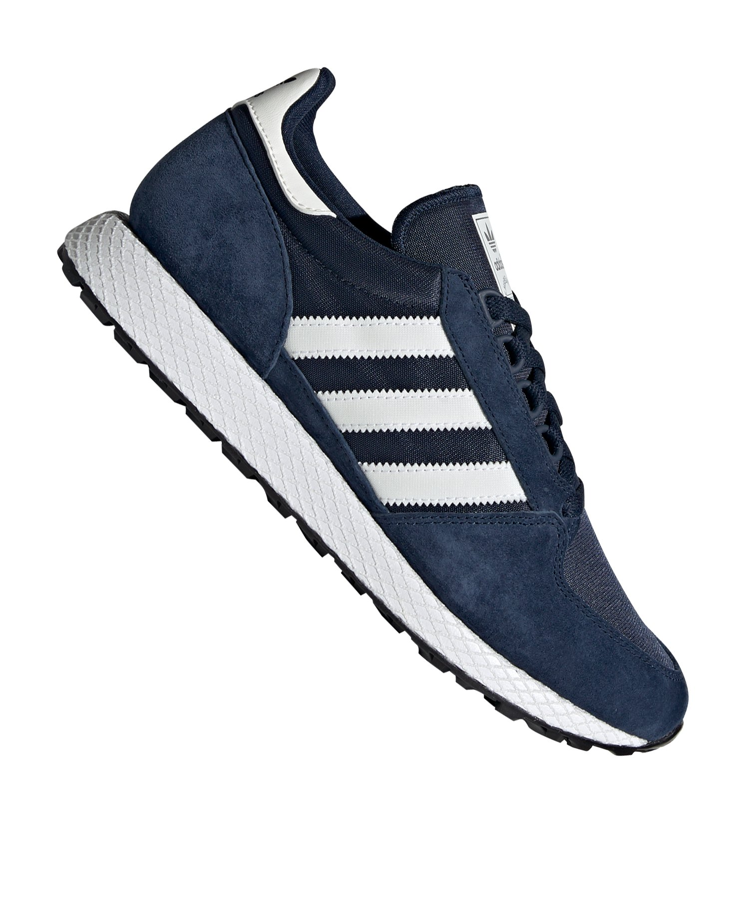 adidas Originals Forest Grove Sneaker Blau Weiss