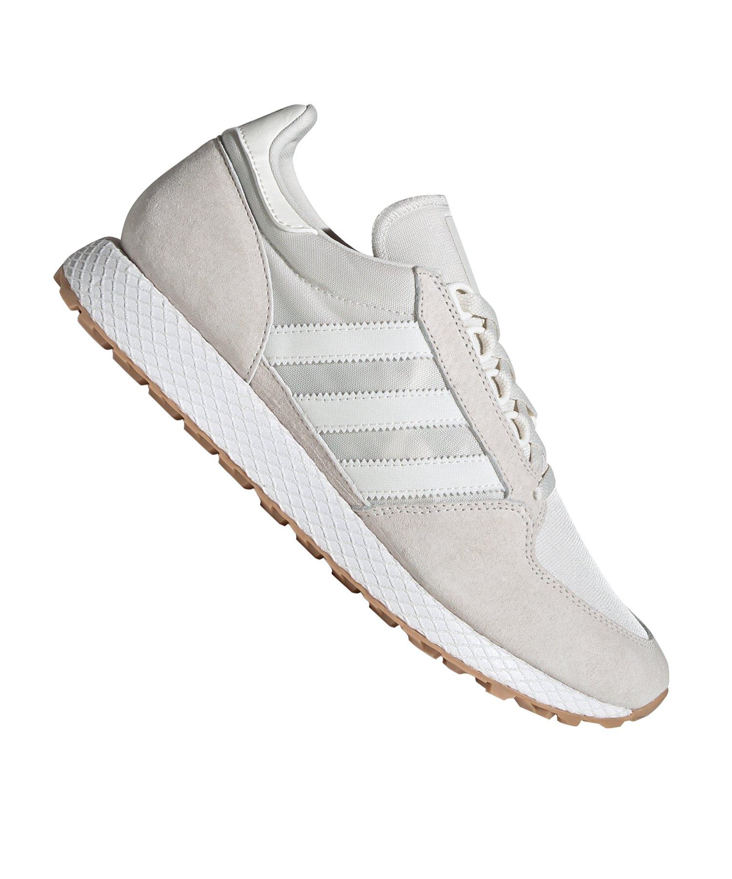 cheap for discount 97c50 e2767 adidas Originals Forest Grove Sneaker Grau Weiss