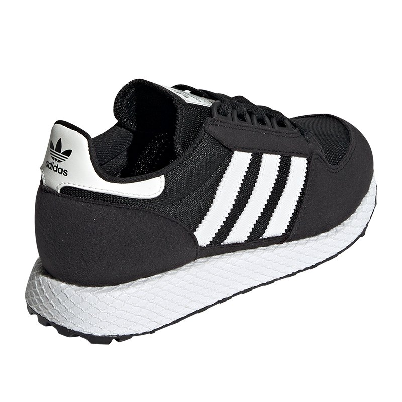 adidas Originals Forest Grove Sneaker Kids Schwarz