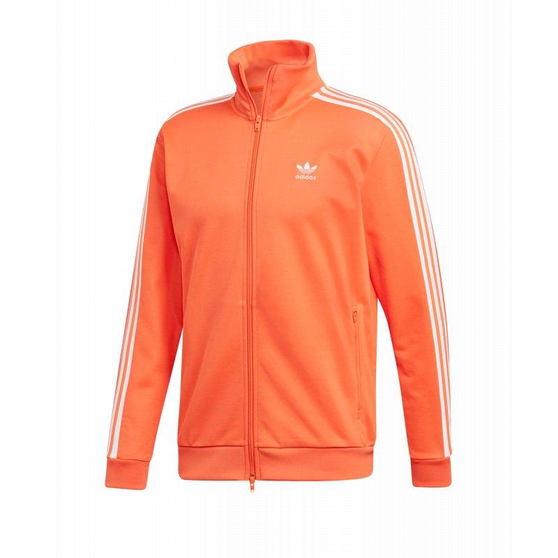 adidas Originals Franz Beckenbauer Tracktop Orange