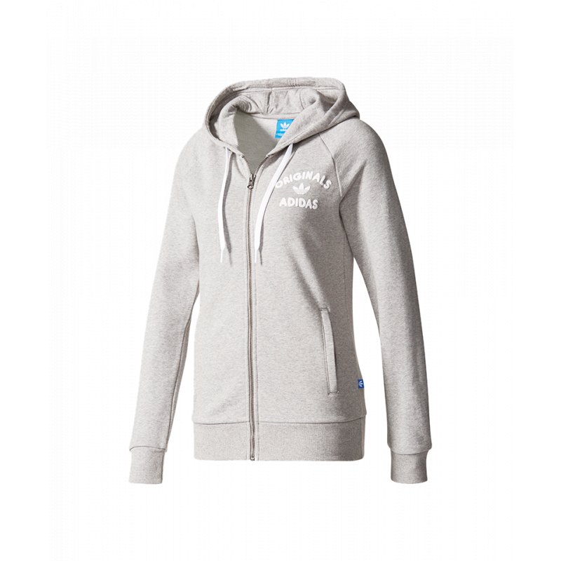 Originals Kapuzenjacke Fullzip Adidas Jacke Freizeitkleidung aB0aAx