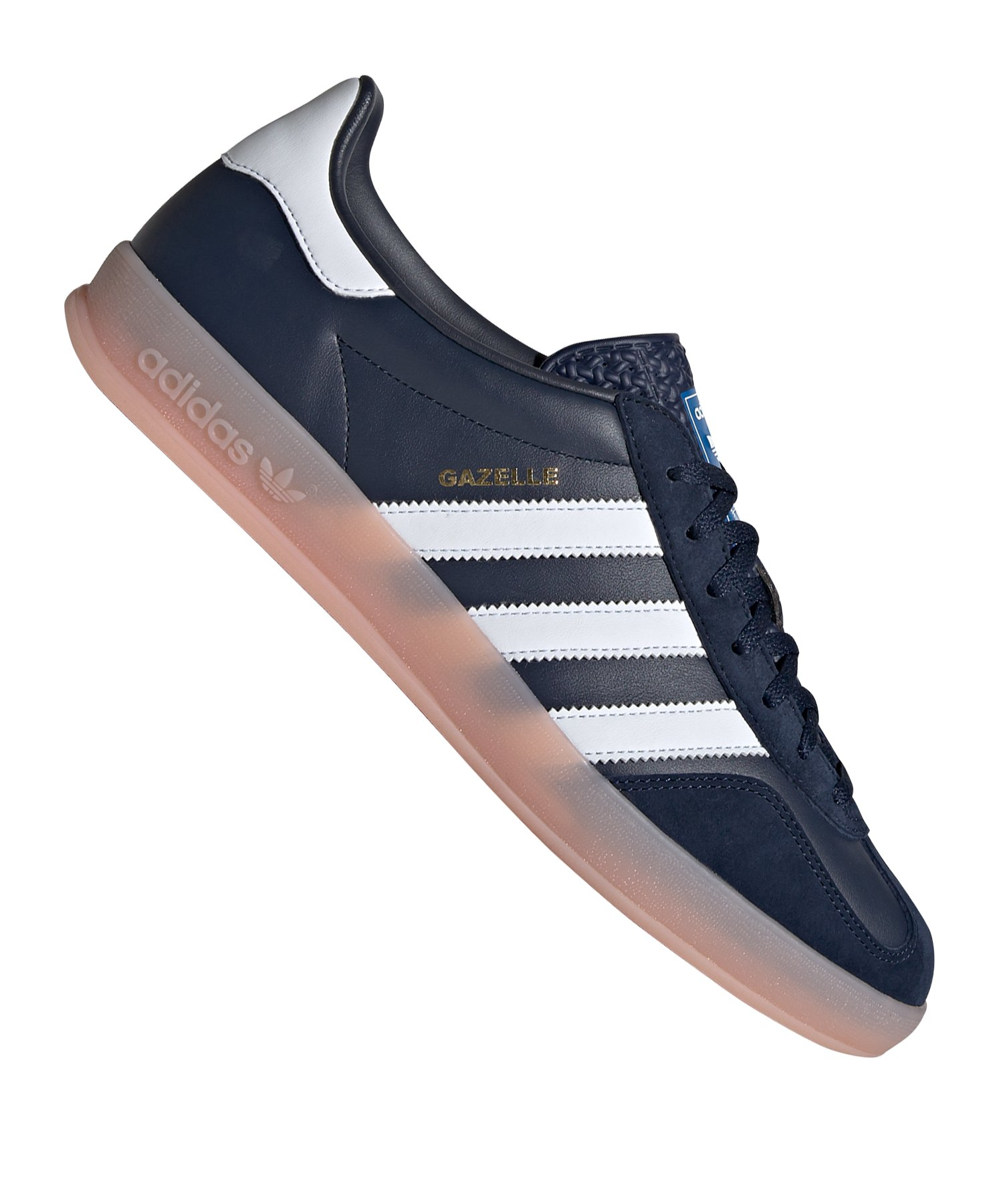 adidas Originals Gazelle Indoor Sneaker Blau