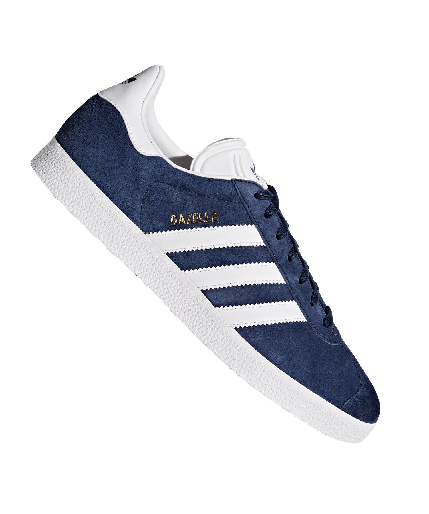 adidas Originals Gazelle Sneaker Blau Weiss