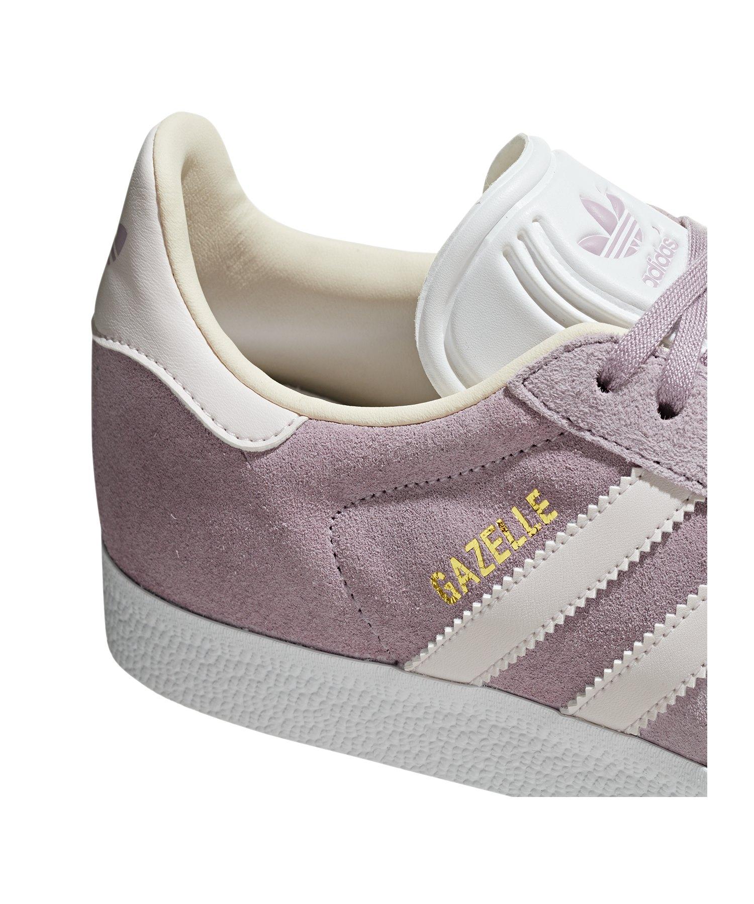 huge discount ada8d e3d78 ... adidas Originals Gazelle Sneaker Damen Grau Weiss - grau ...