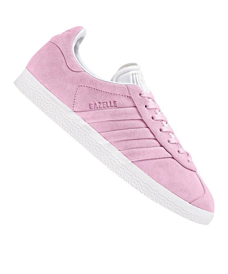 adidas Originals Gazelle Sneaker für Damen Lila Planet
