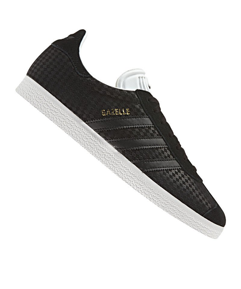 Gazelle Originals Sneaker Schwarz Adidas Damen D9IWEHYe2
