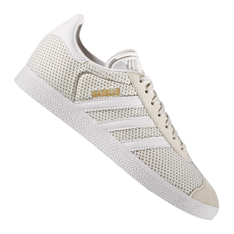 adidas originals gazelle sneaker damen weiss lifestyle sneaker schuh frauen damen. Black Bedroom Furniture Sets. Home Design Ideas