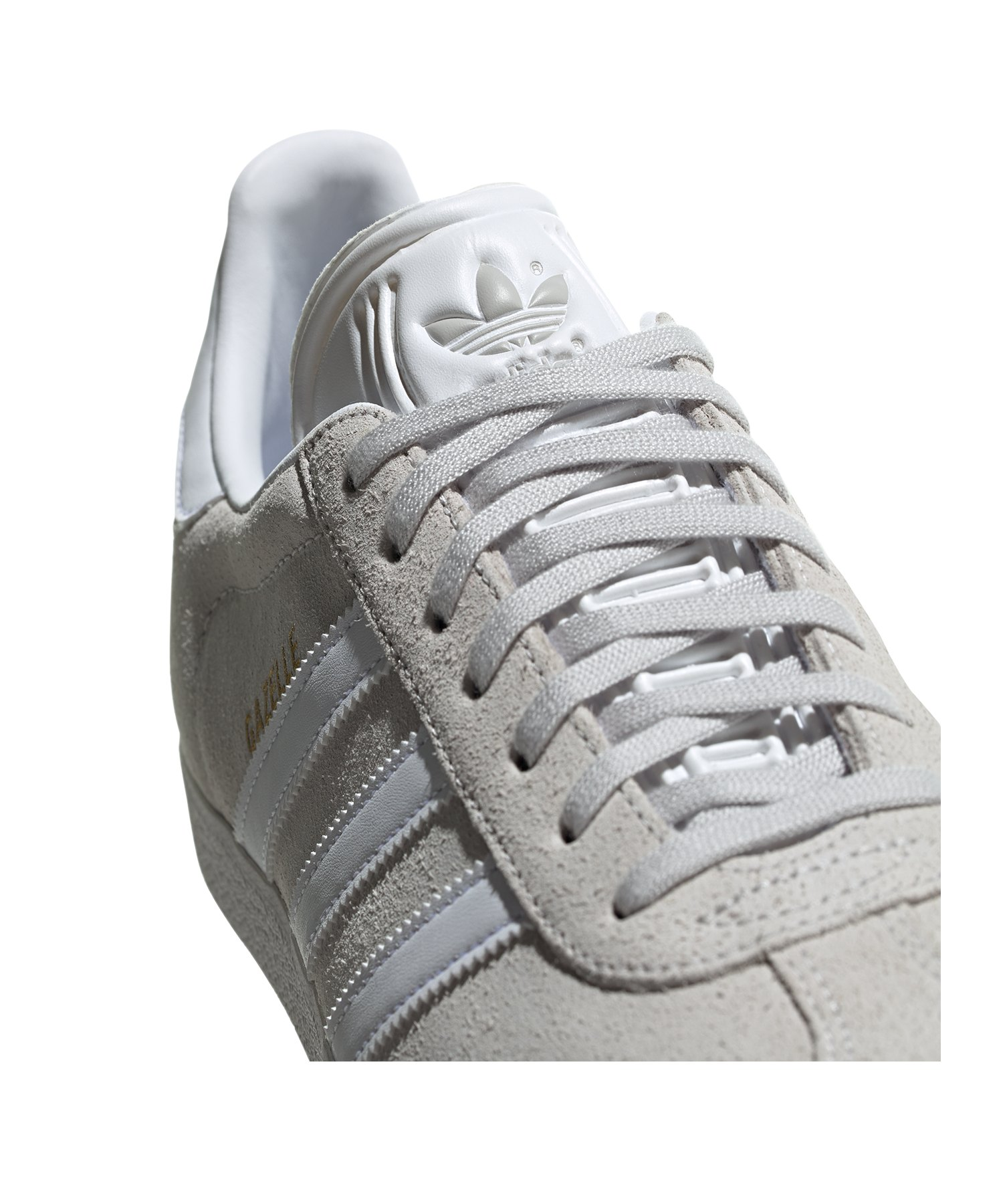 new style c03a7 b0fee ... adidas Originals Gazelle Sneaker Grau Weiss - Grau ...