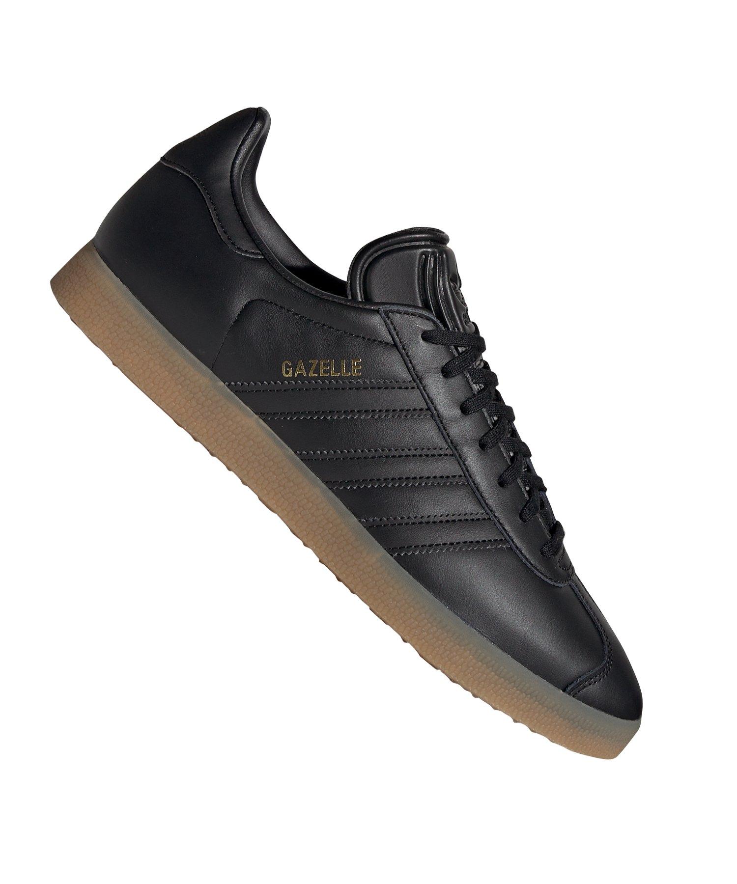 adidas Originals Gazelle Sneaker Schwarz