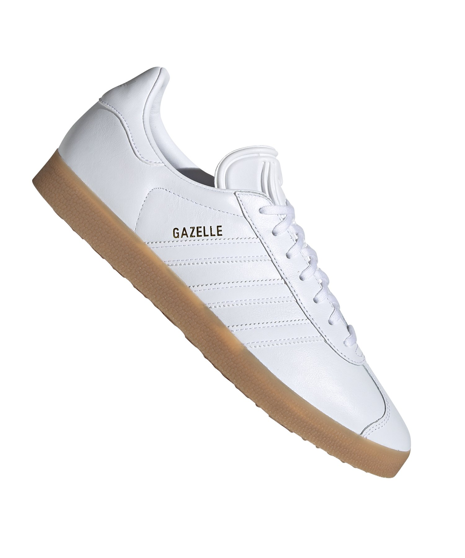 adidas Originals Gazelle Sneaker Weiss