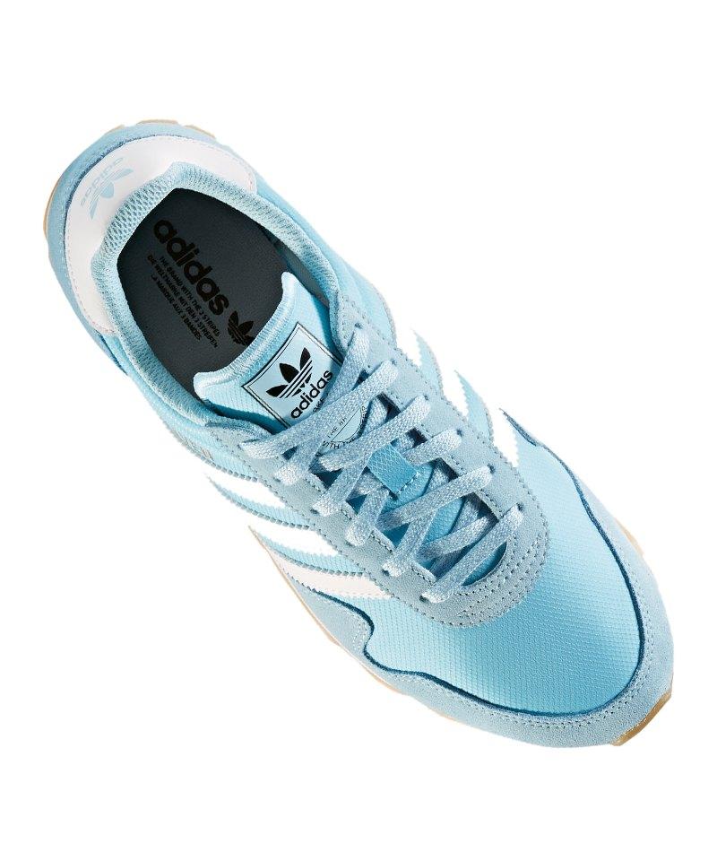 adidas Originals Haven Sneaker Damen Blau Weiss
