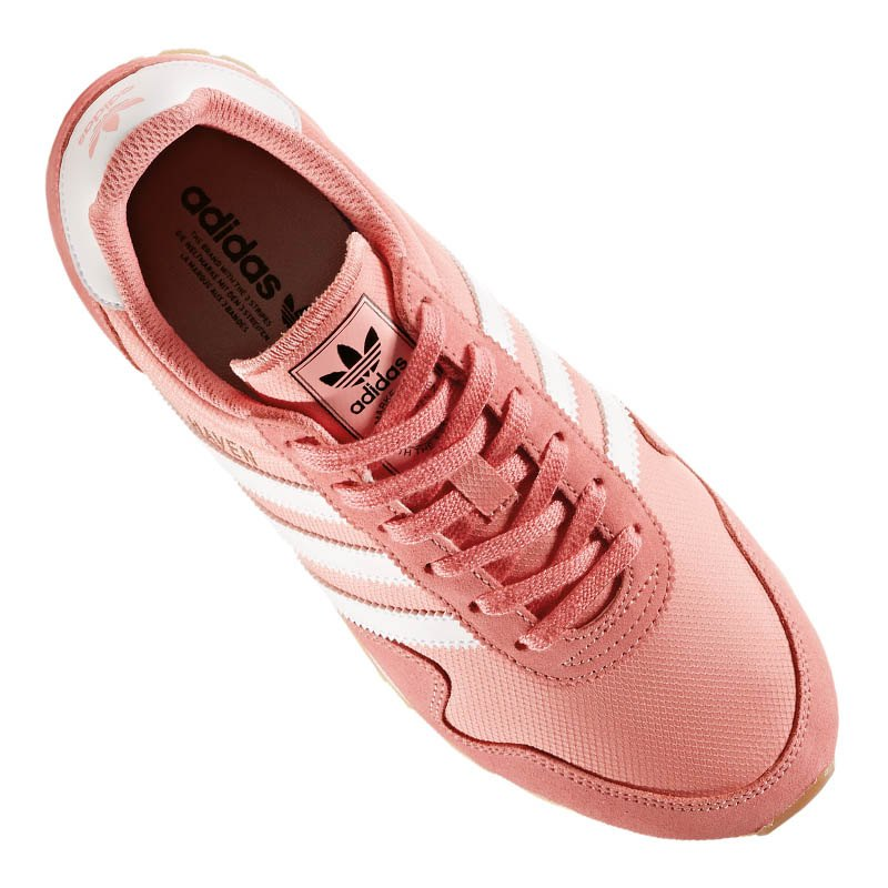 adidas originals haven sneaker damen rosa weiss frauen. Black Bedroom Furniture Sets. Home Design Ideas