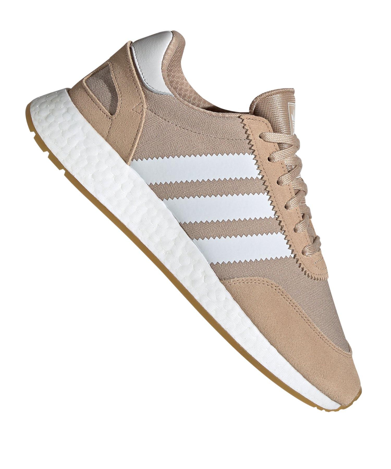 adidas sneakers heren brun