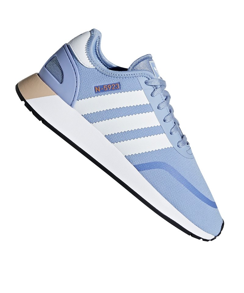 differently e7071 bd9bd adidas Originals N-5923 Sneaker Damen Blau  Lifestyle  Streetwear   Alltag  Swag  Freizeit