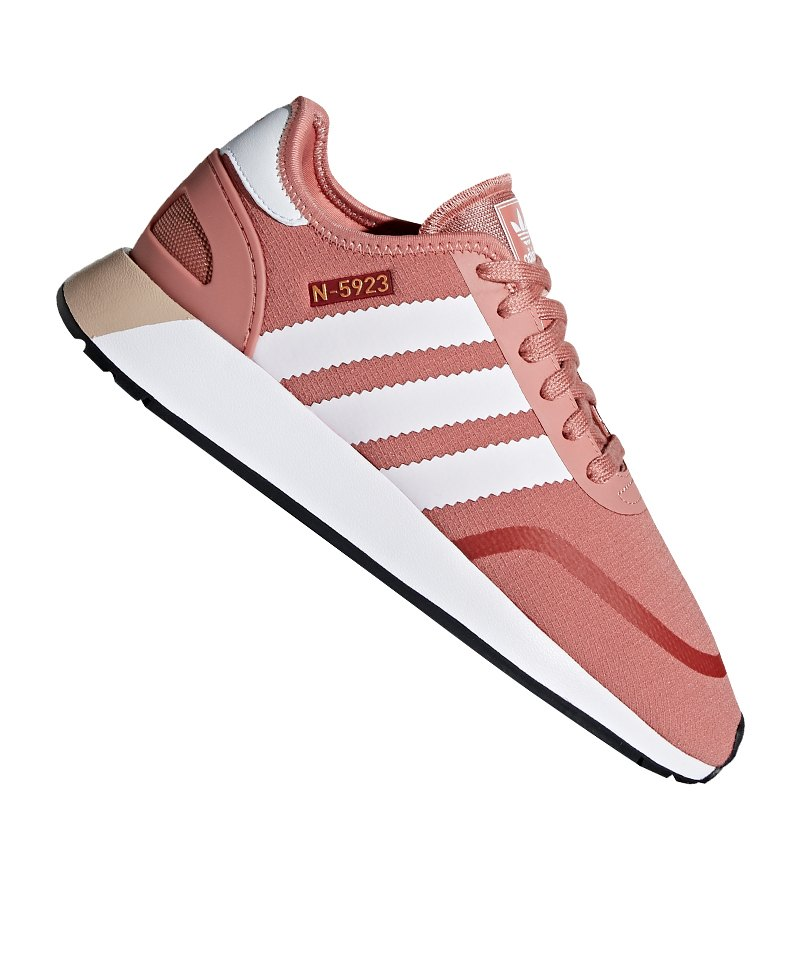 adidas originals n 5923 sneaker damen rosa lifestyle streetwear alltag swag freizeit. Black Bedroom Furniture Sets. Home Design Ideas