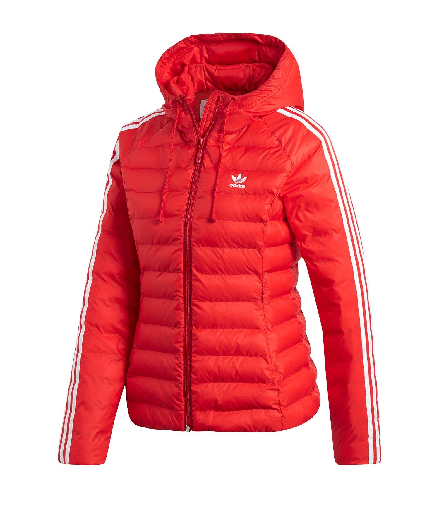 adidas Originals Jacket Jacke Damen Rot