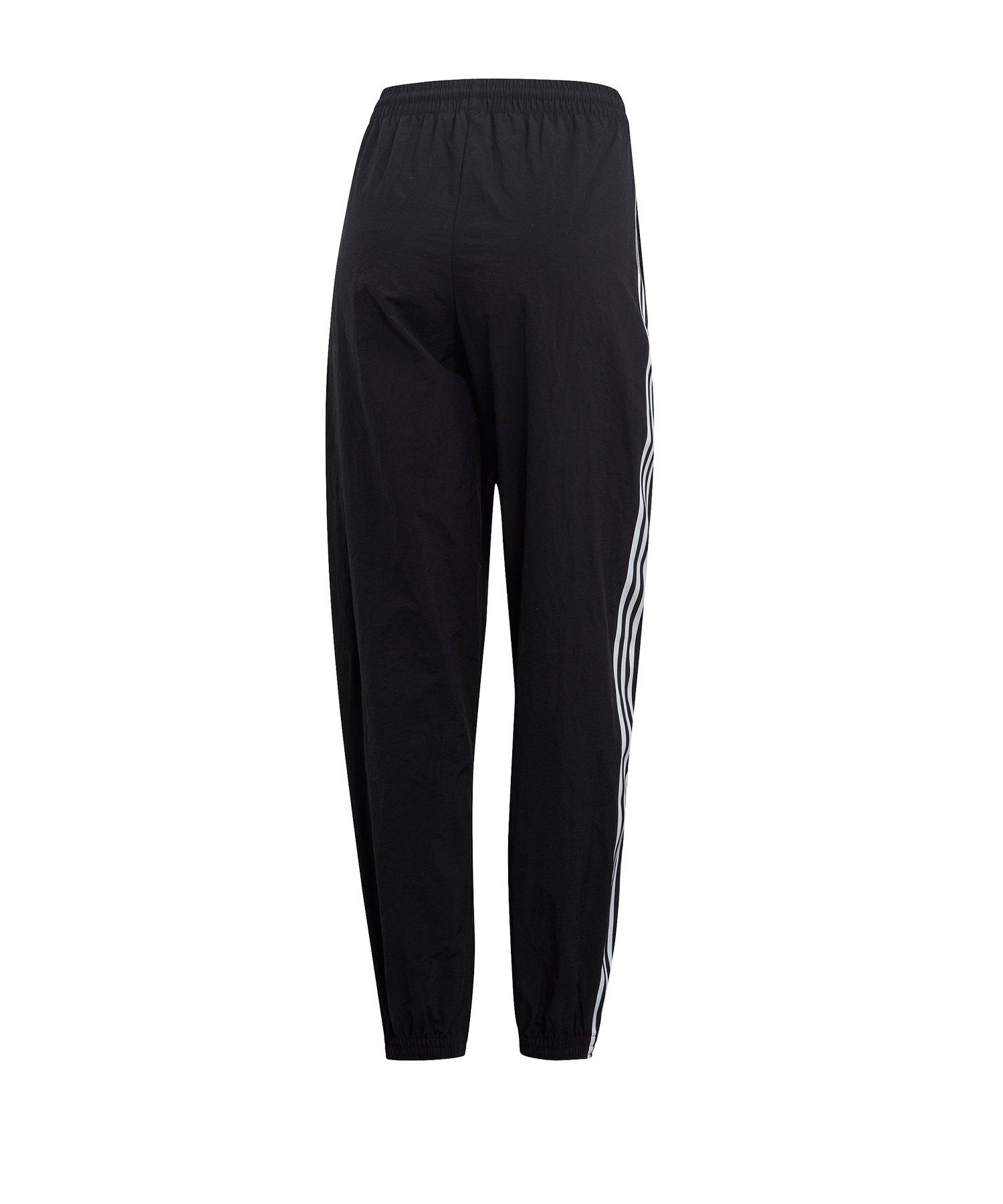 gut aus x Bestbewertete Mode auf Lager adidas Originals Lock Up Tp Hose Damen Schwarz
