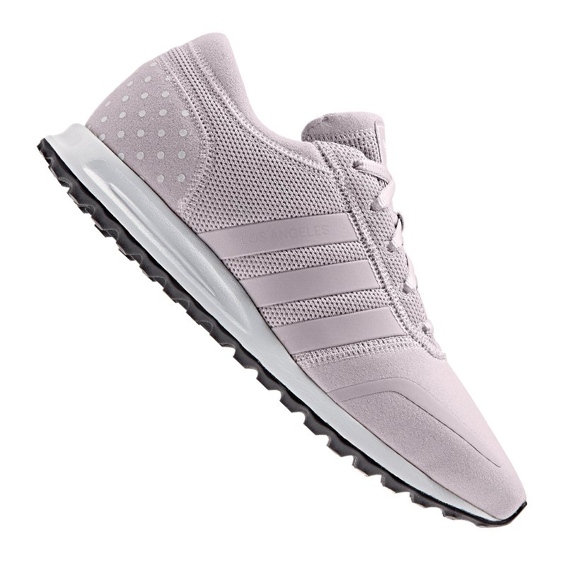 Adidas Shoe Sneakers Los Angeles In Purple Women,adidas