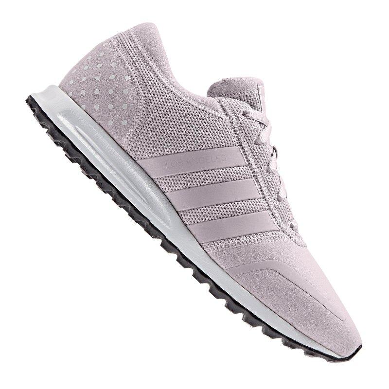 Adidas Sneaker Grau Lila Damen