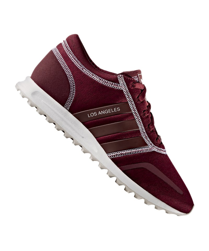 adidas Originals Los Angeles Sneaker Damen Rot