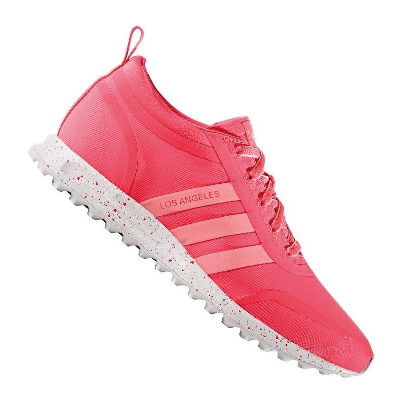 Adidas Los Angeles Blau Pink
