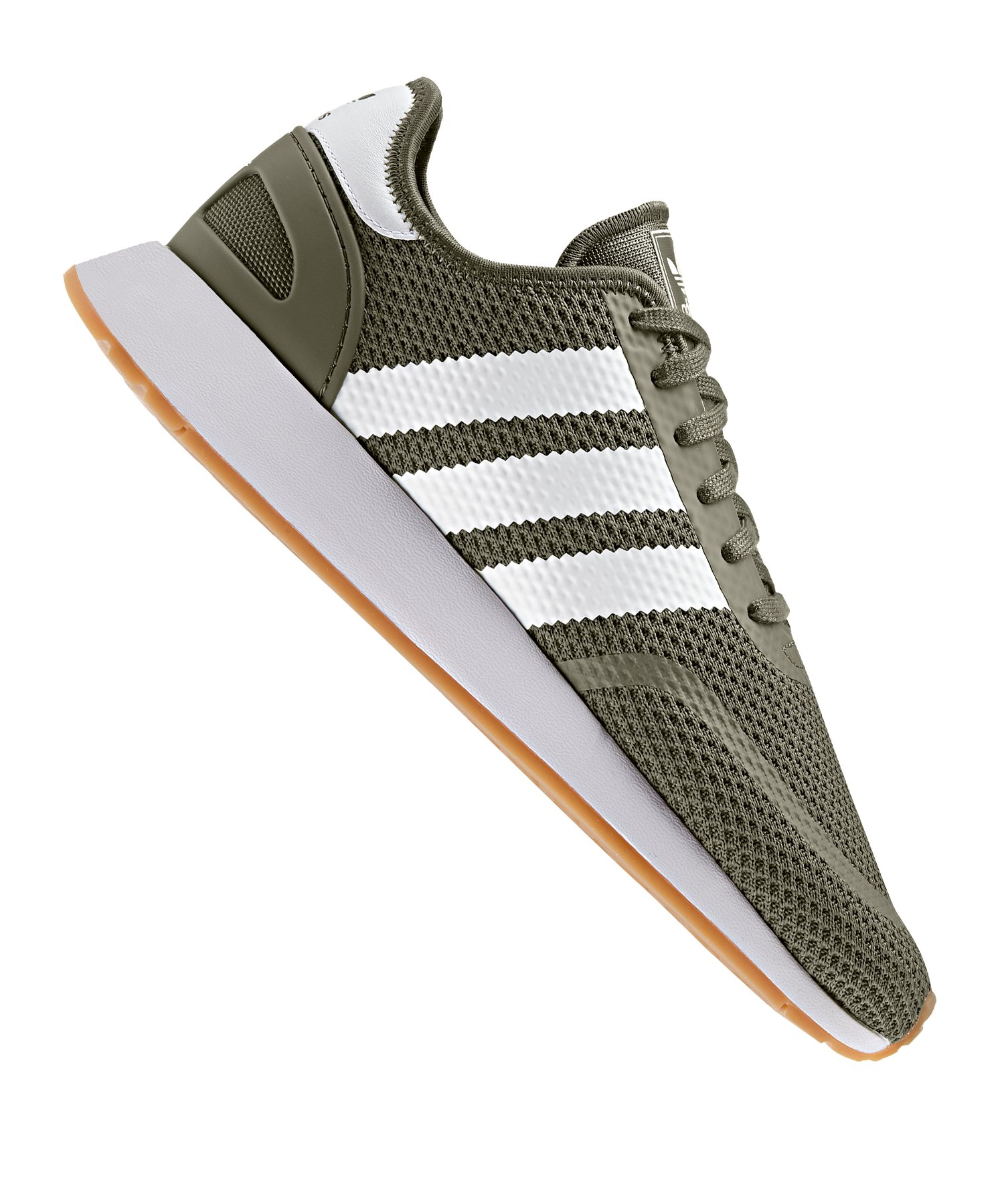 üppiges Design einzigartiger Stil schnelle Farbe adidas Originals N-5923 Sneaker Grün Weiss