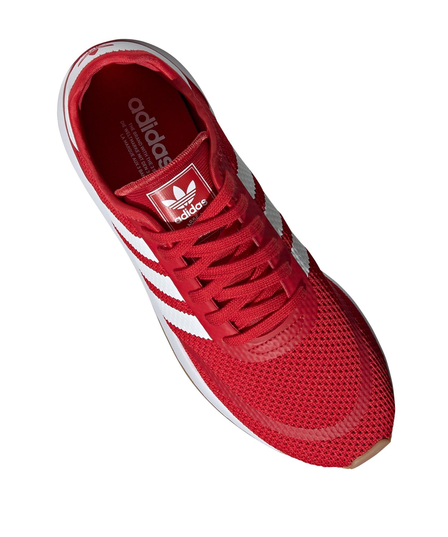 adidas Originals N-5923 Sneaker Rot Weiss