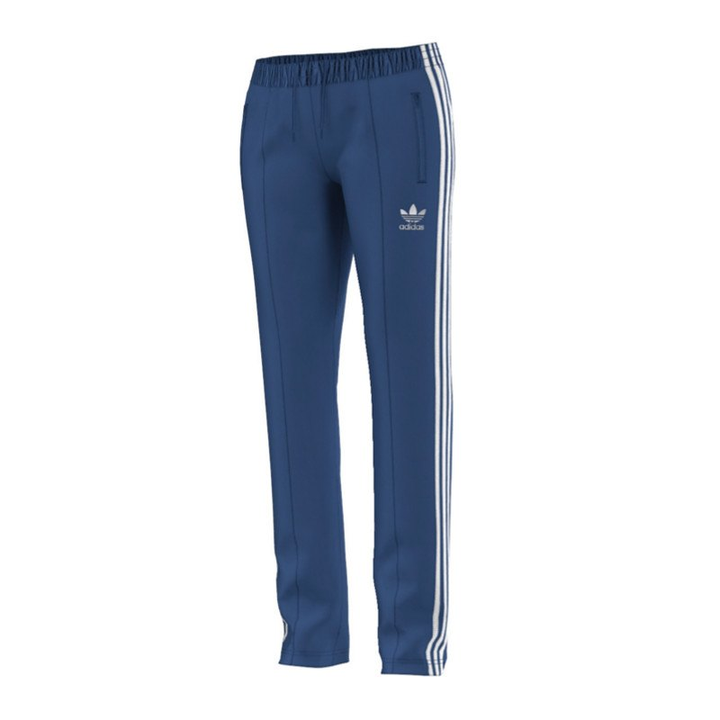 adidas originals new firebird tp hose wmns blau track. Black Bedroom Furniture Sets. Home Design Ideas