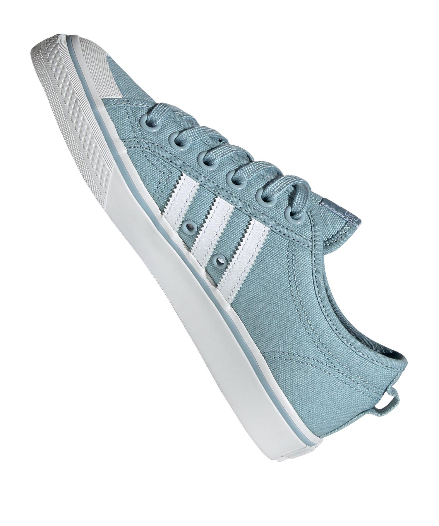 Originals Nizza Grau Damen Adidas Sneaker PuZiXOkT