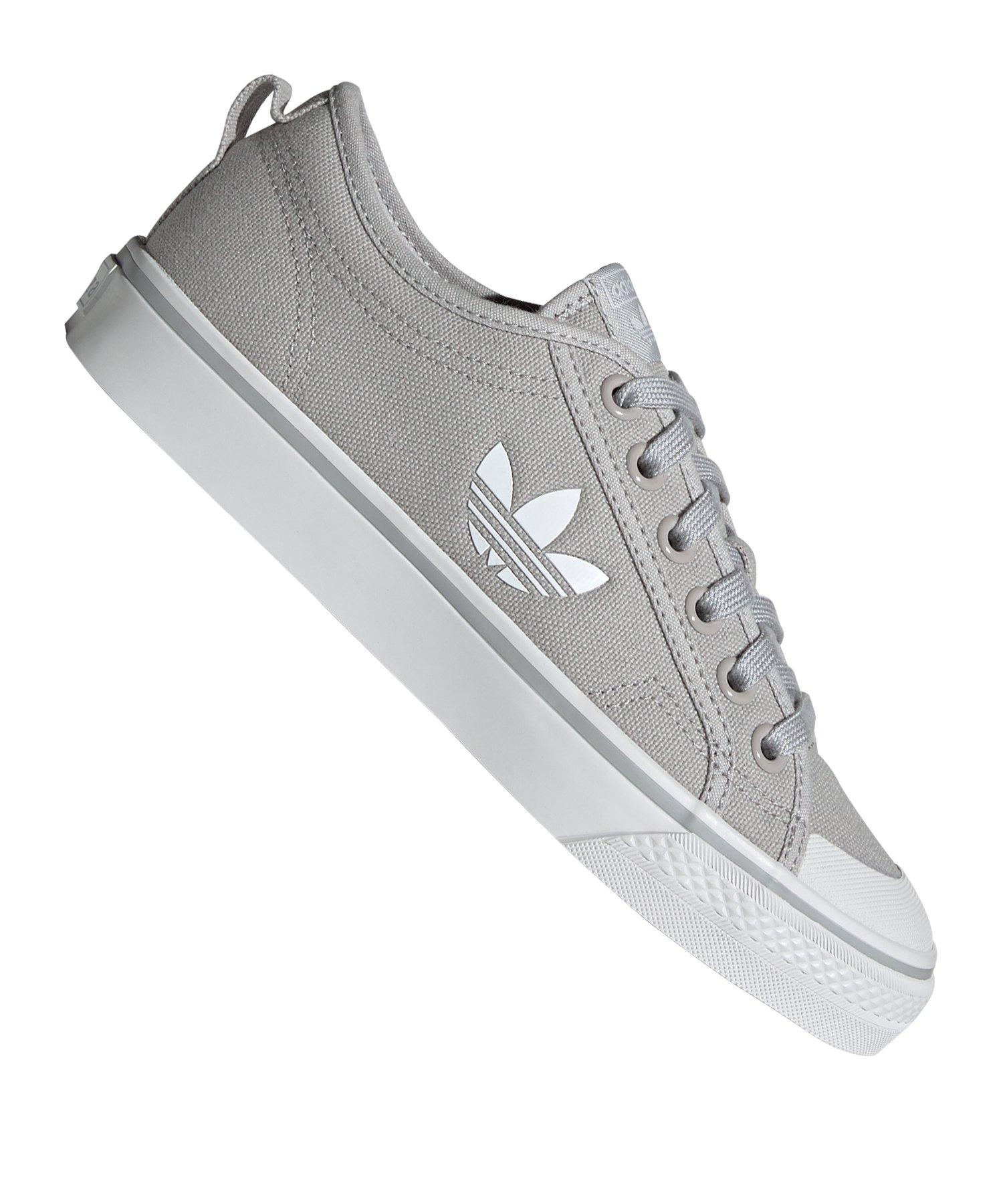 weiß adidas grau grau weiß adidas damen damen schuhe schuhe kwn0OP