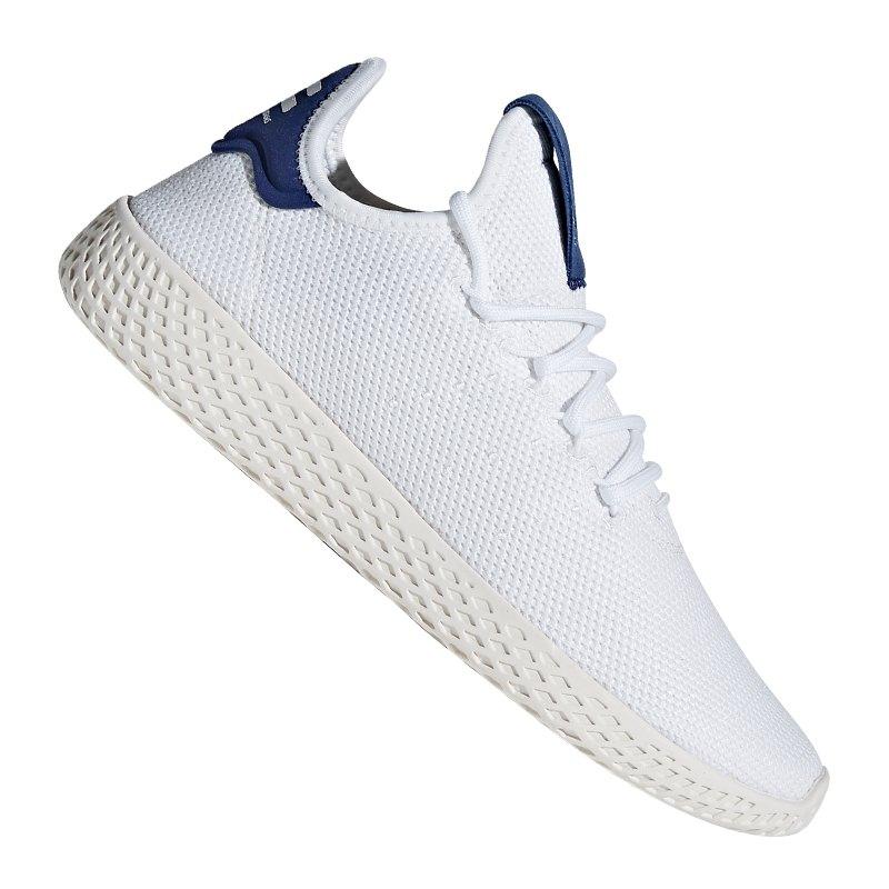 adidas Originals PW Sneaker Damen Weiss Blau   Streetwear ... f860082c15