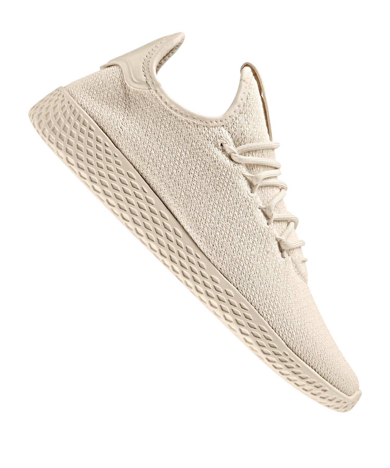 verschiedene Stile achten Sie auf billig werden adidas Originals PW Tennis HU Sneaker Damen Beige