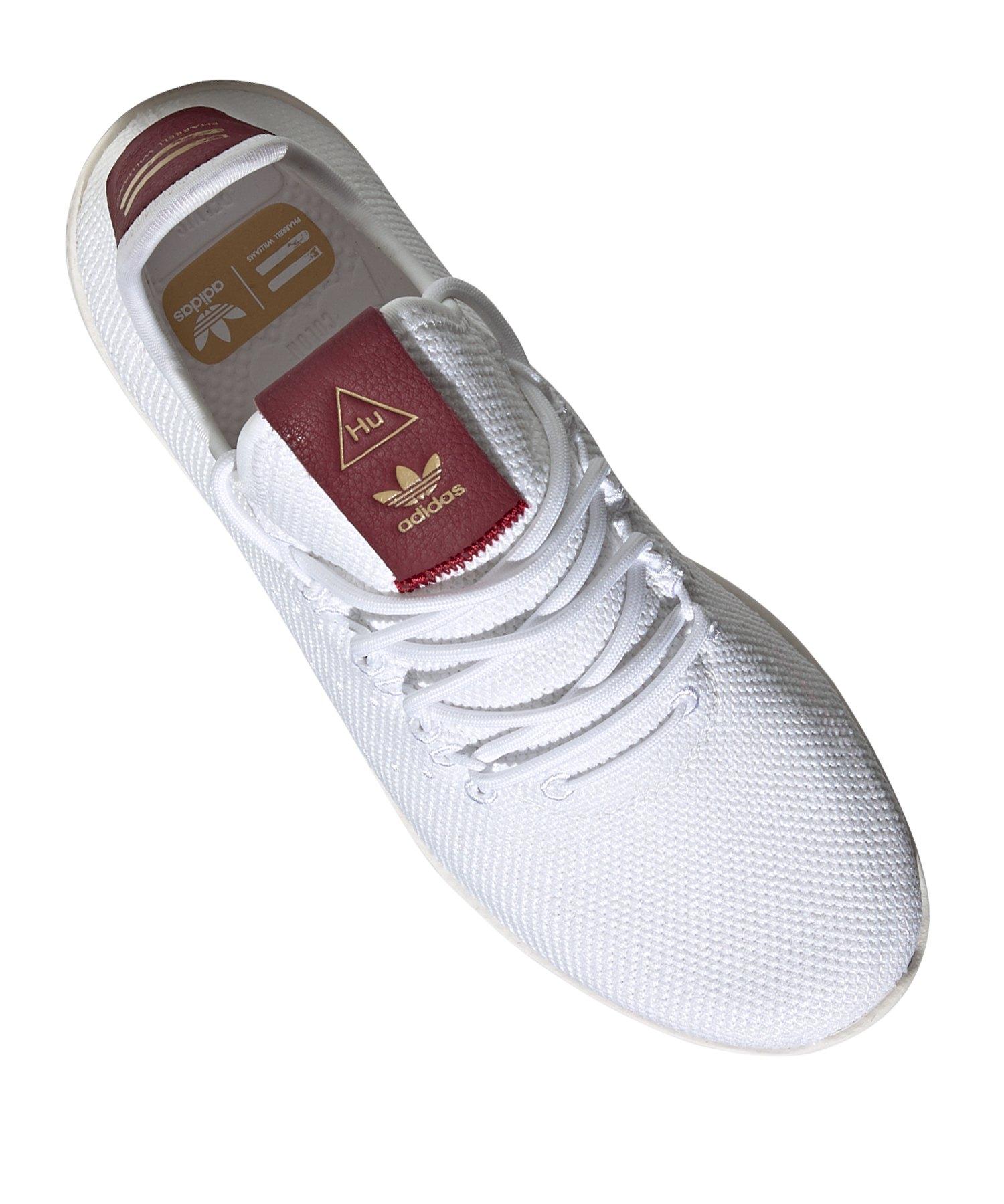 Hu Sneaker Weiss Damen Originals Pw Adidas Tennis LRj435Aq