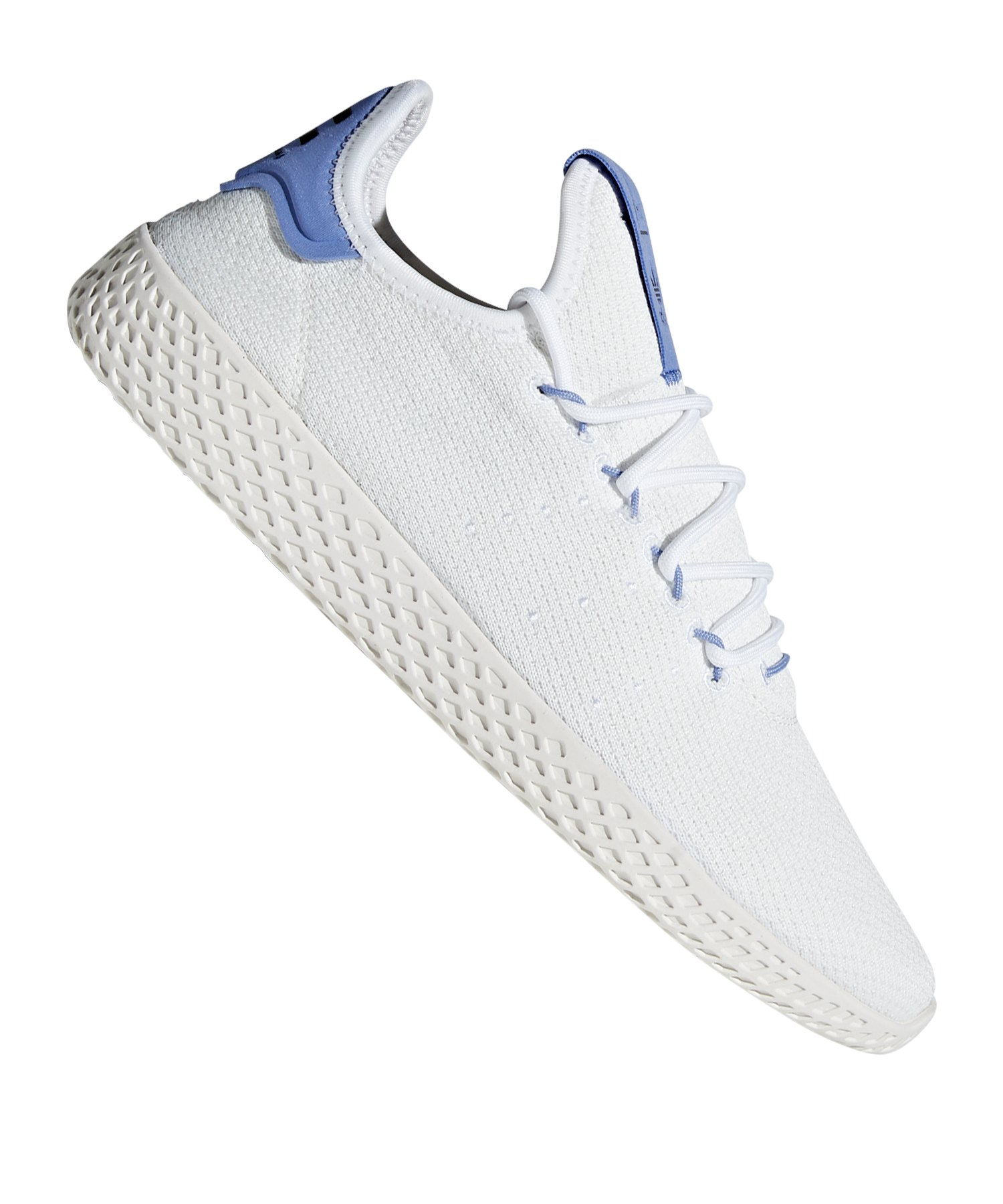 adidas Originals PW Tennis HU Sneaker Weiss Blau