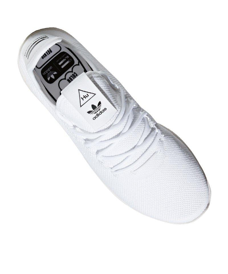 976b32188305b2 ... adidas Originals PW Tennis HU Sneaker Weiss - weiss ...